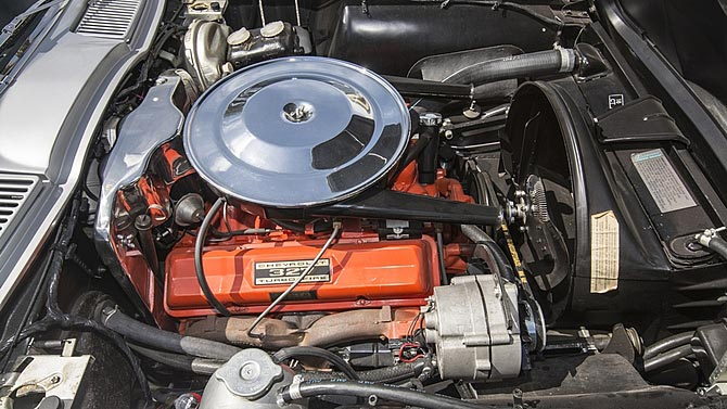 Chevy 327 V8 Engine  Engine Factscom