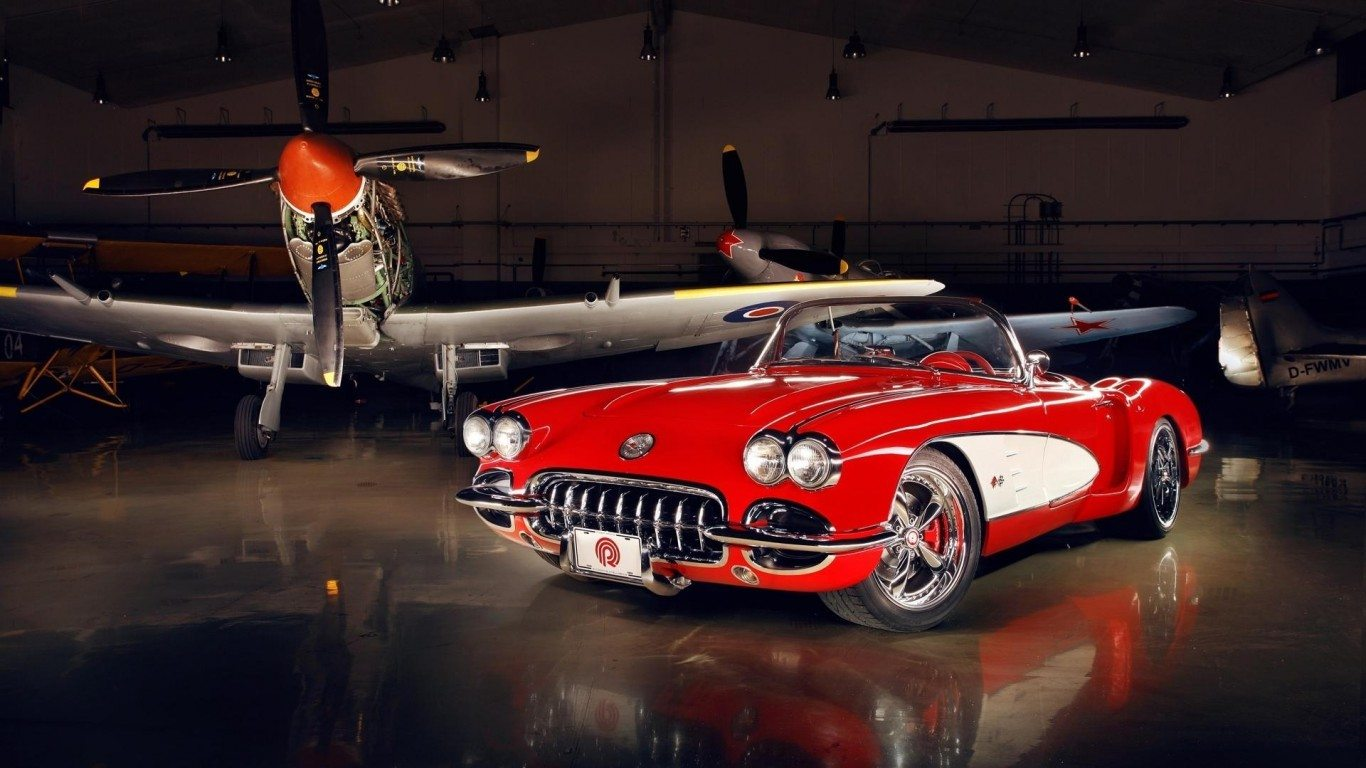 1962 C1 Corvette Image Gallery on 1950s car manuals