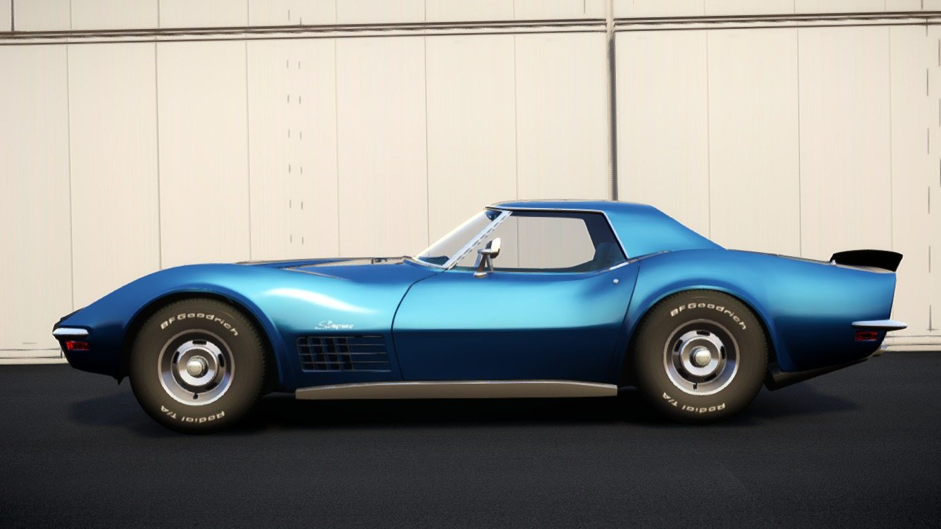 Corvette C3 For Sale >> 1970 C3 Corvette | Image Gallery & Pictures