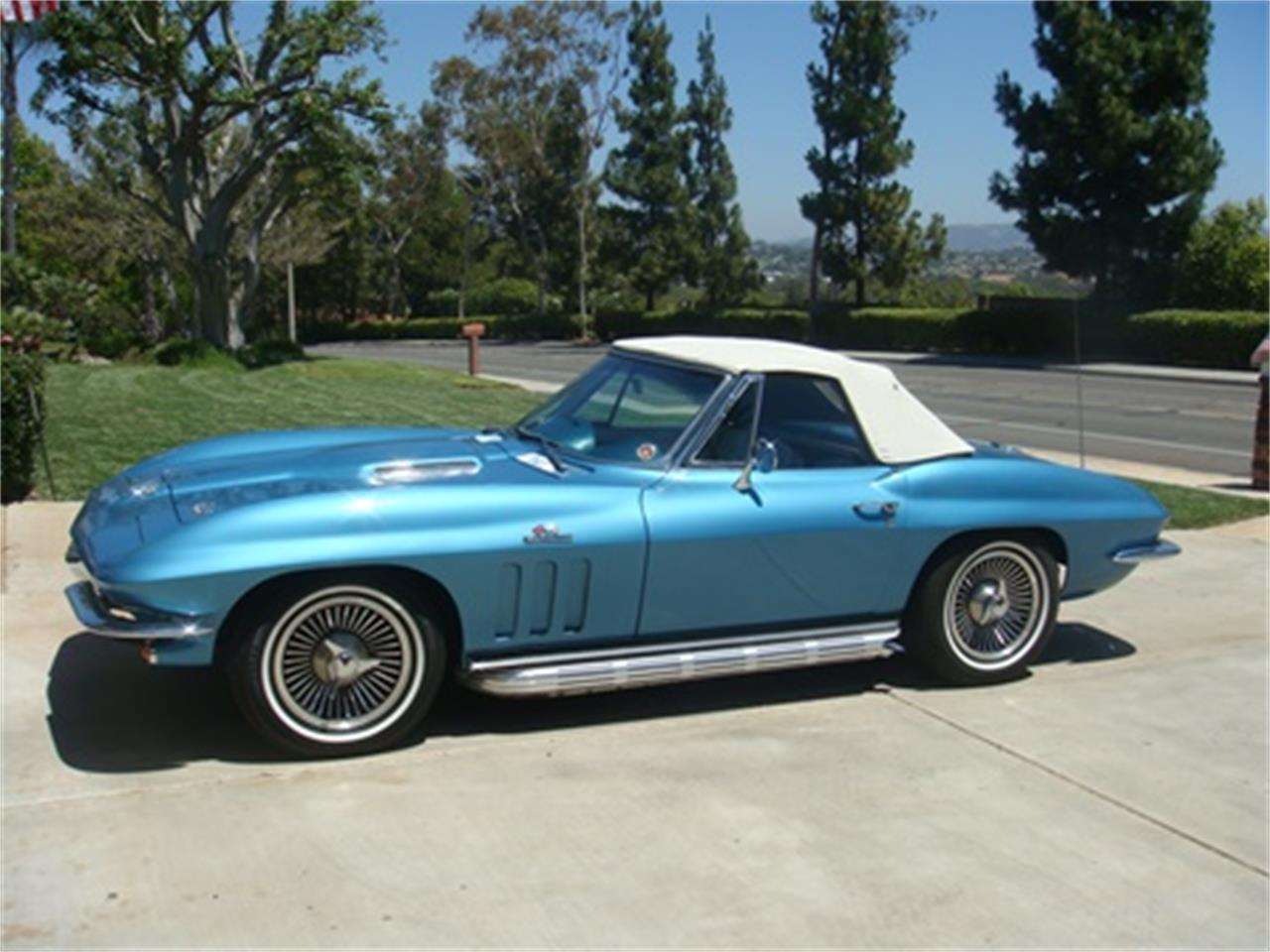 1966 C2 Corvette Image Gallery Pictures Chevy Stingray