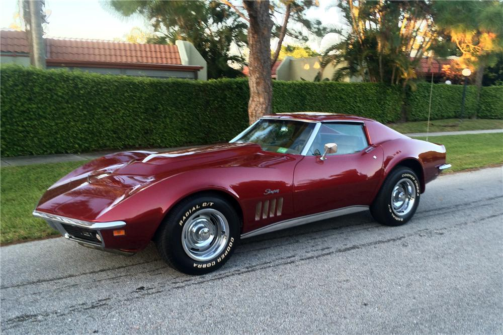 1969 C3 Corvette Ultimate Guide Overview Specs Vin
