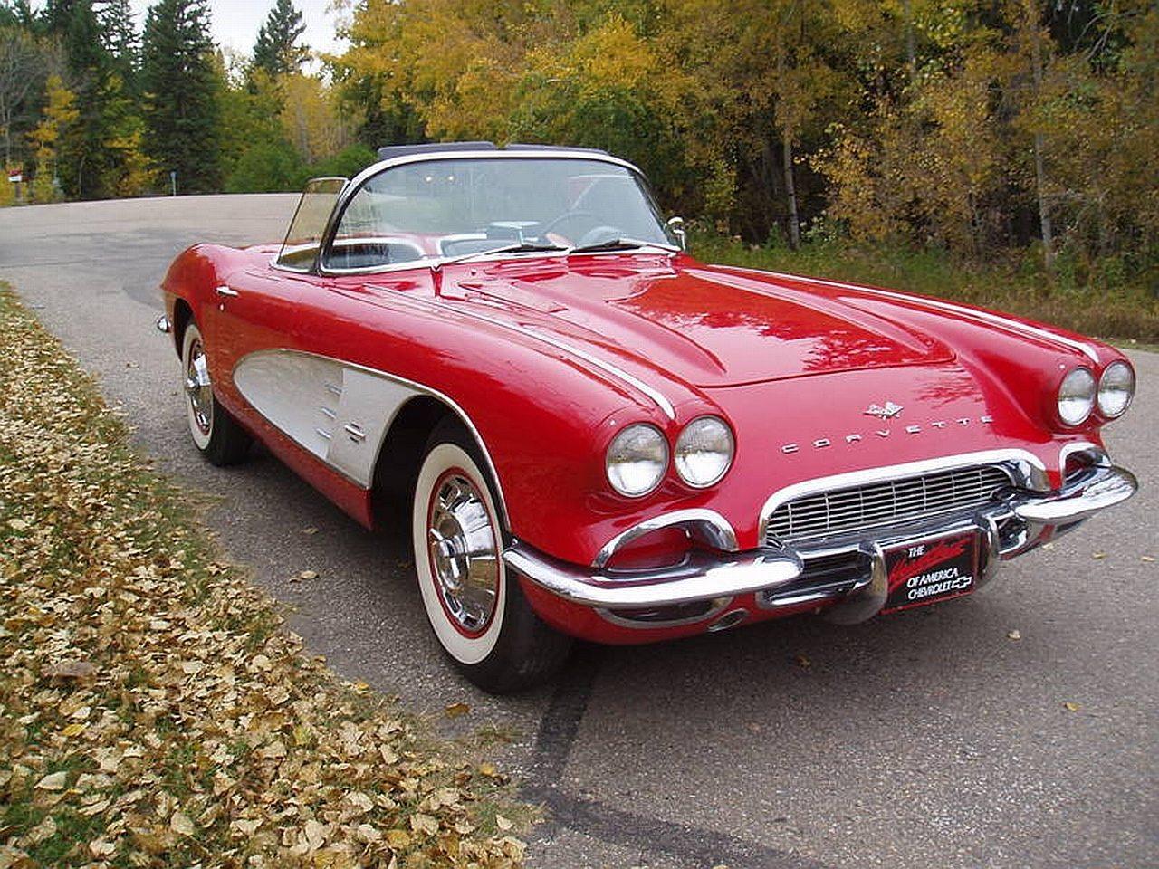 1961 C1 Corvette