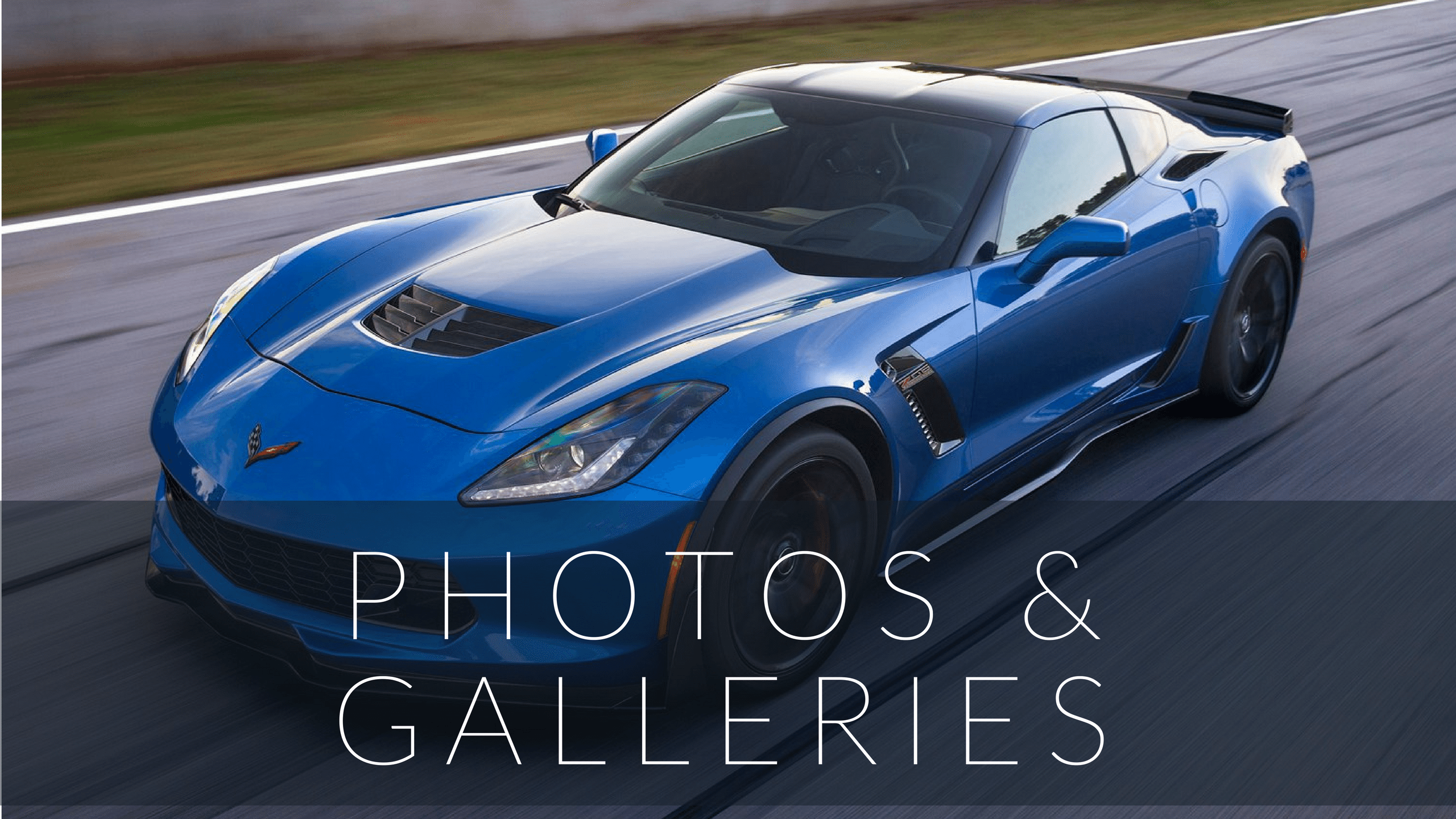 Corvette Photos & Images