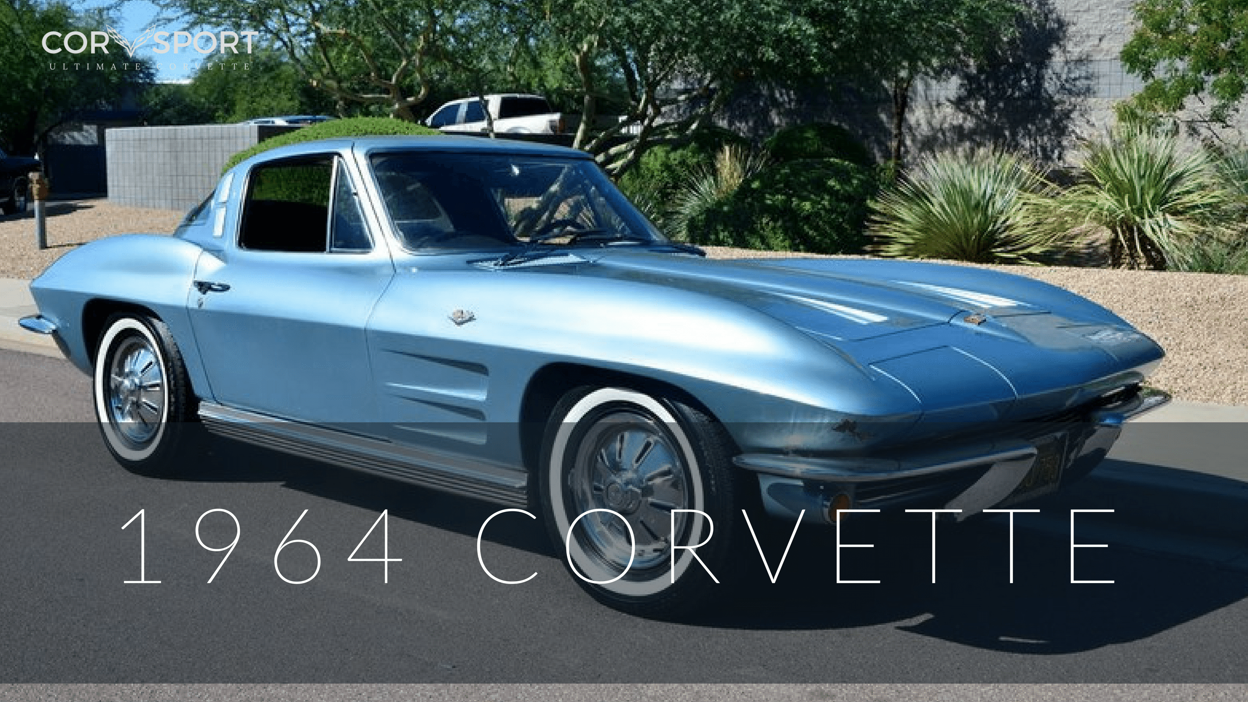 1964 C2 Corvette | Ultimate Guide (Overview, Specs, VIN Info