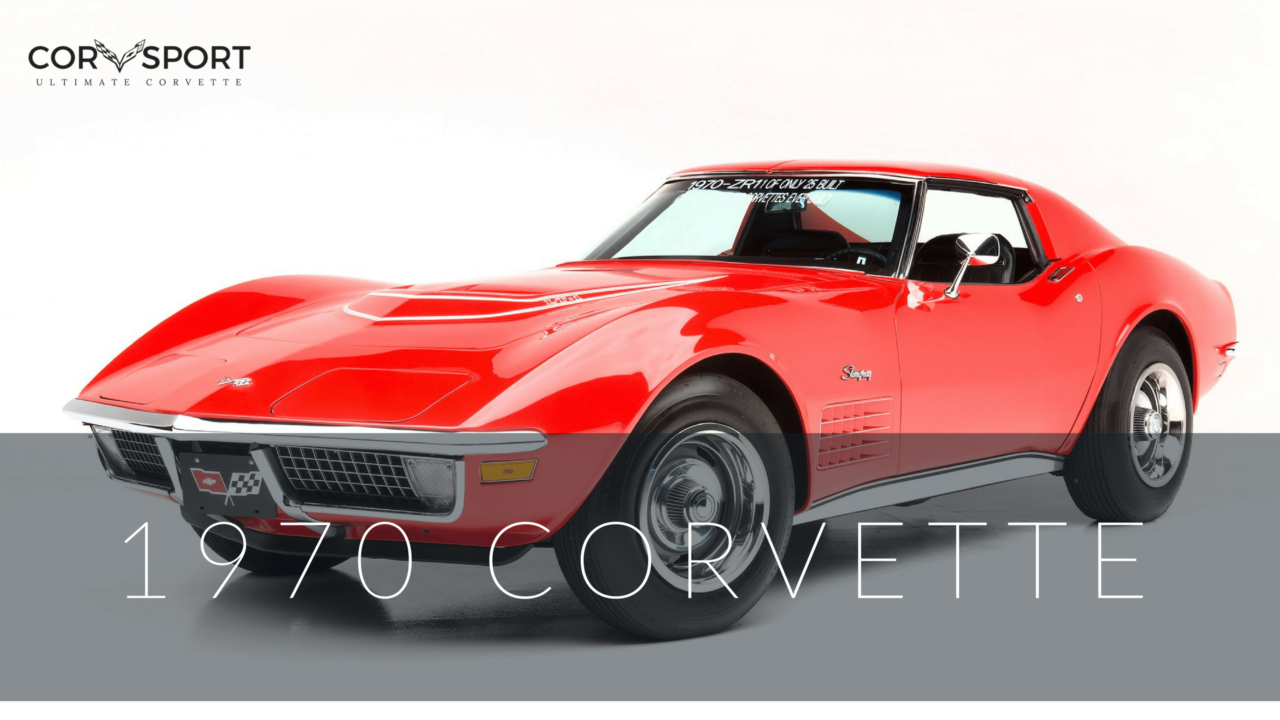1970 C3 Corvette | Ultimate Guide (Overview, Specs, VIN Info