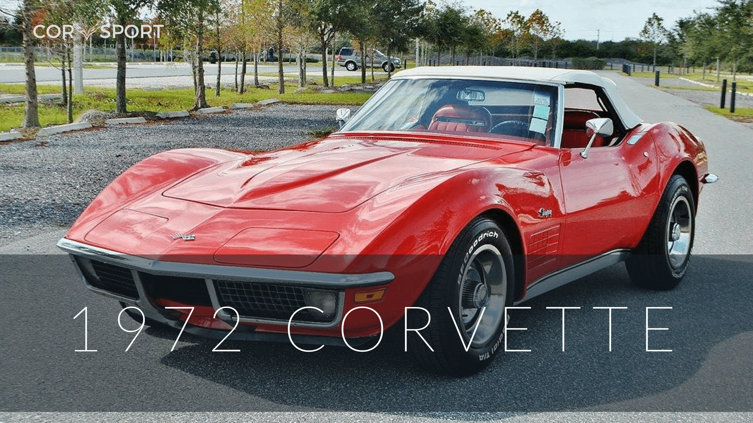 1972 C3 Corvette Ultimate Guide Overview Specs Vin Info 1980 Engine Diagram