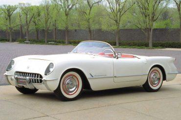 1954 C1 Corvette