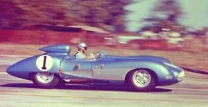 Speed Testing the 1957 SS