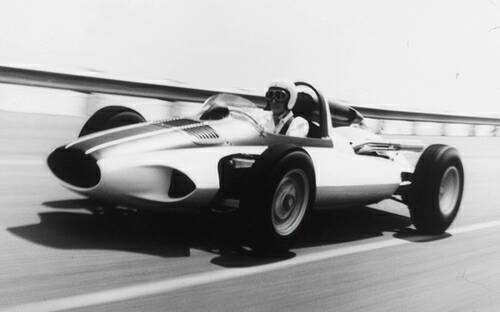 Chevrolet Experimental Research Vehicle 1962
