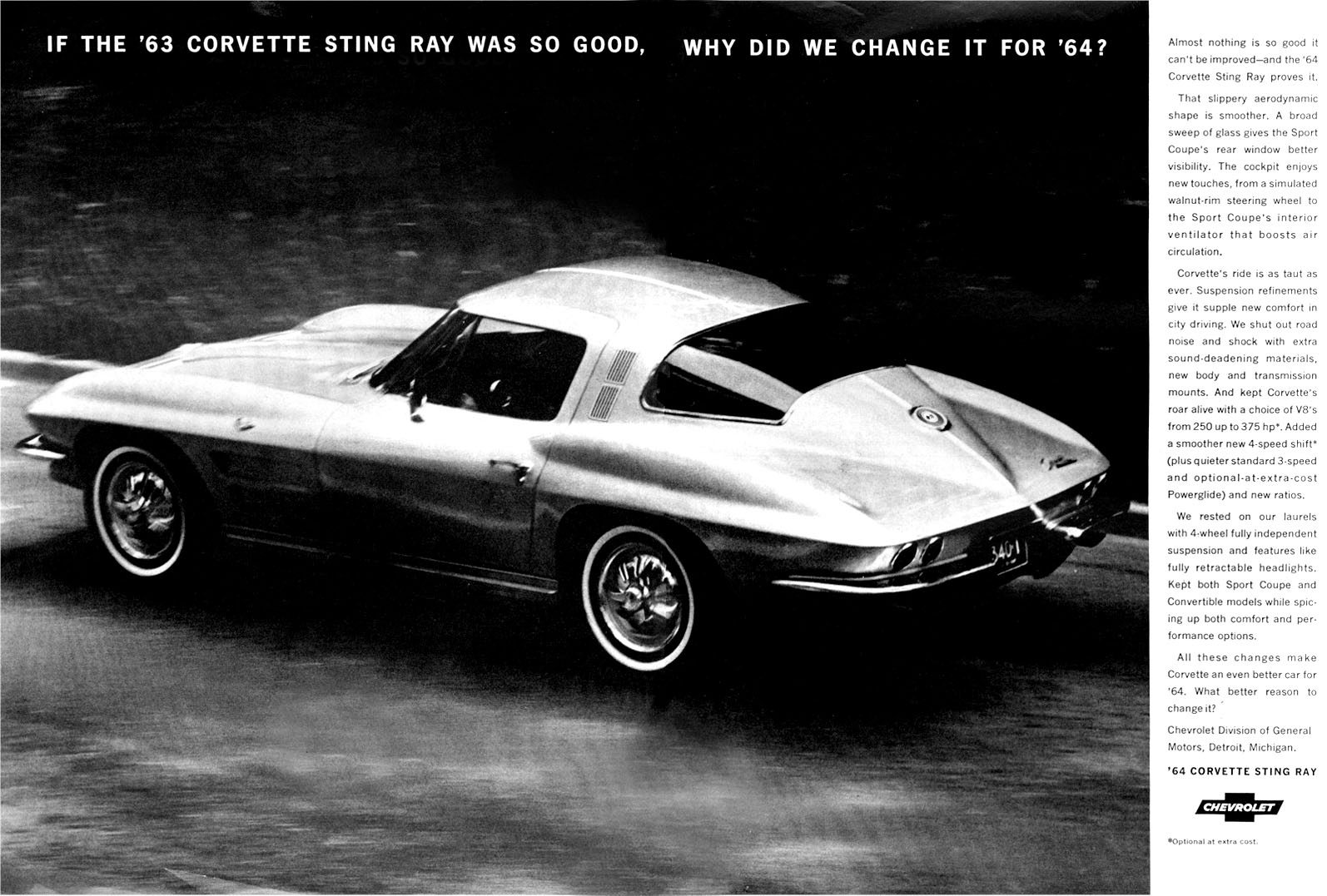 1964 C2 Corvette Ultimate Guide Overview Specs Vin Info C4 Under Dash Wiring Diagram Free Picture