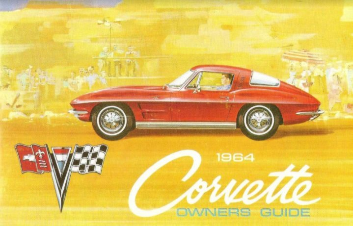 1964 Corvette Owners User Manual