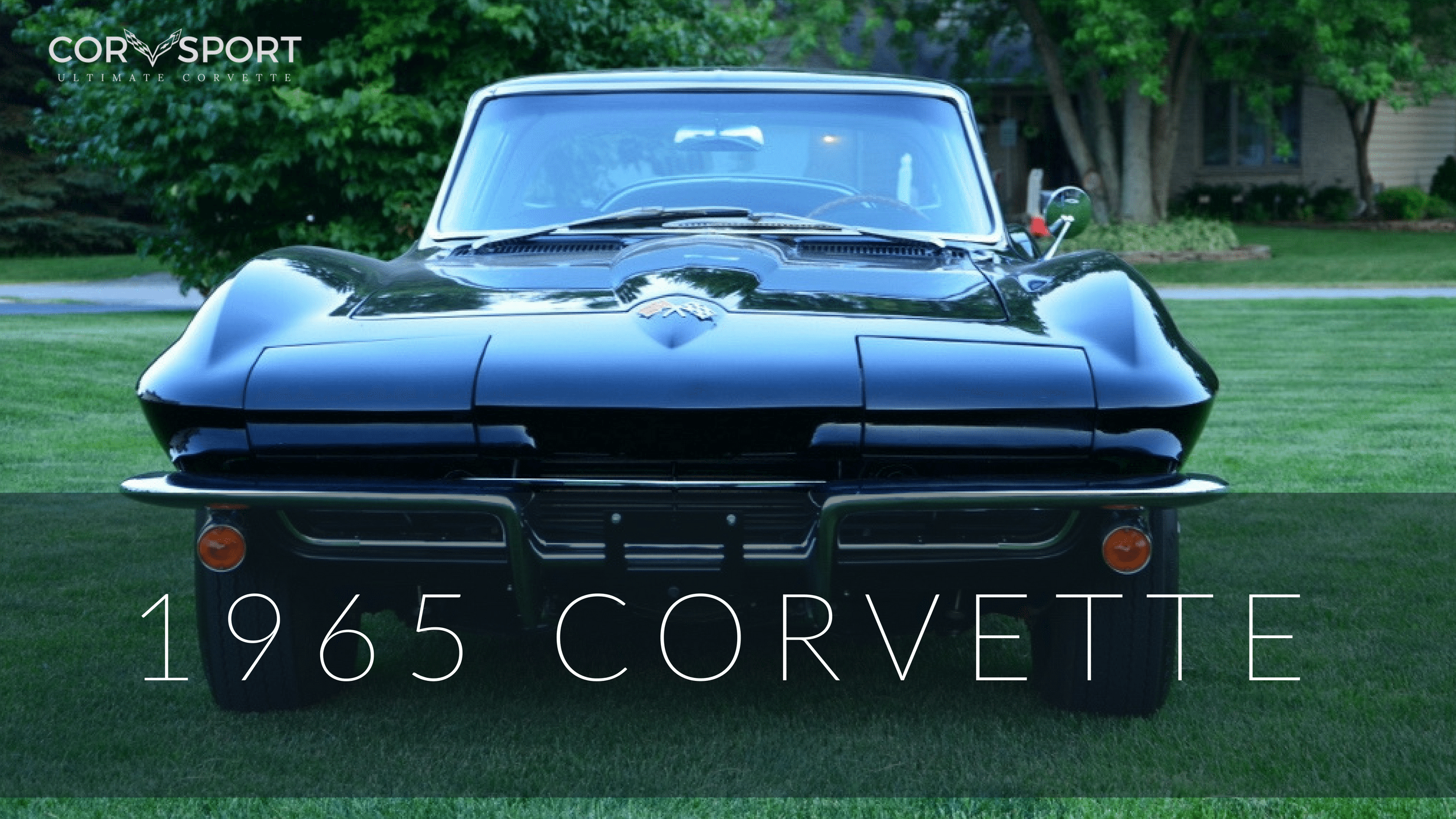 Corvette Models - Full List of Chevrolet Corvette Models & Years