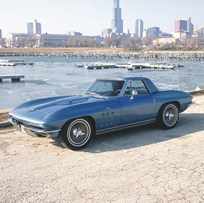 1965 C2 Corvette | Ultimate Guide (Overview, Specs, VIN Info ...  Corvette Transistor Ignition Wiring Diagram on