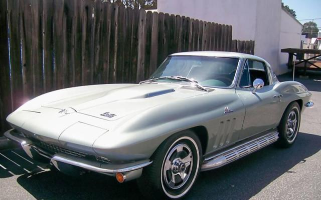 1966 Chevrolet Corvette Stingray Big Block 427 4speed 2