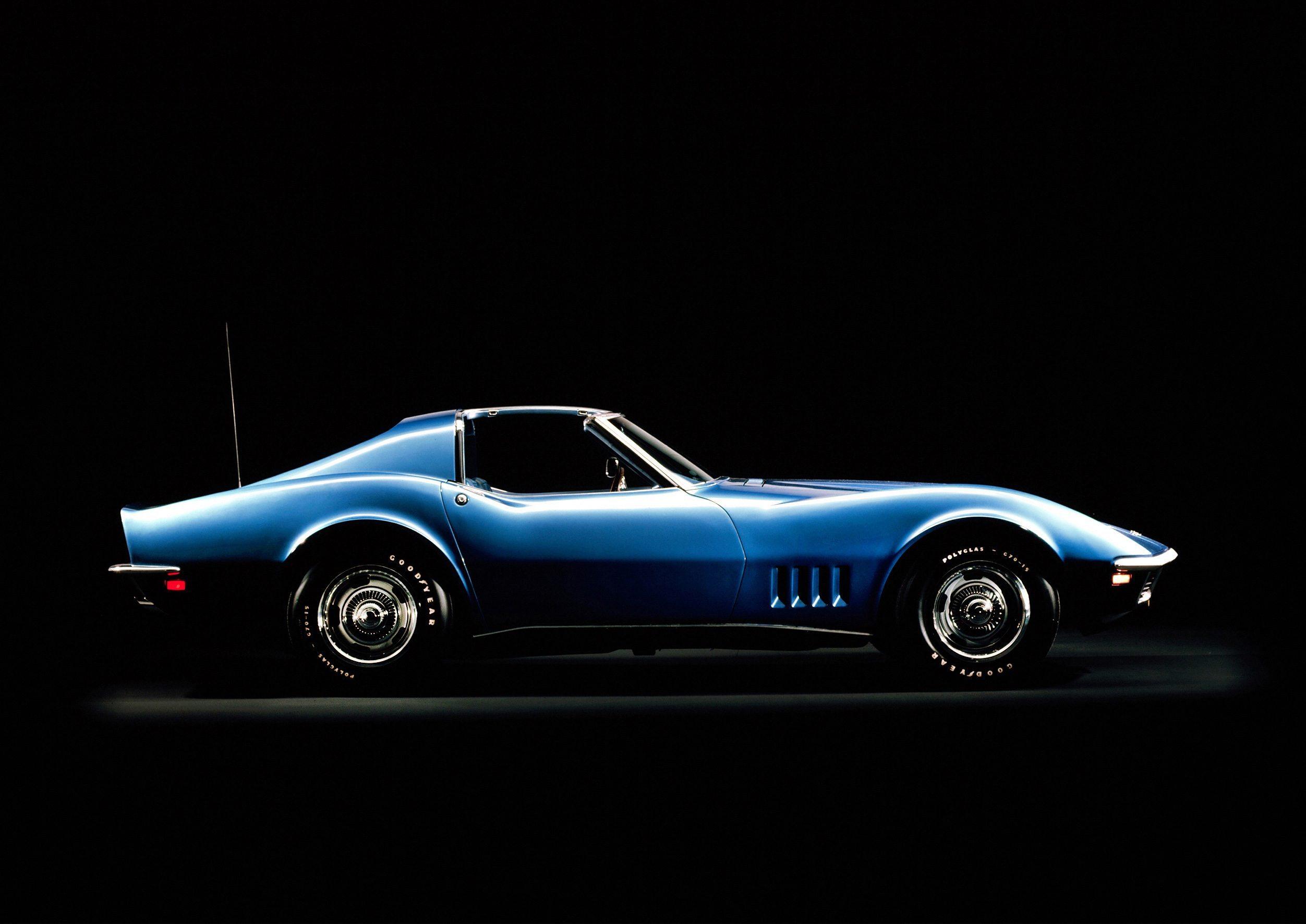 1968 C3 Corvette
