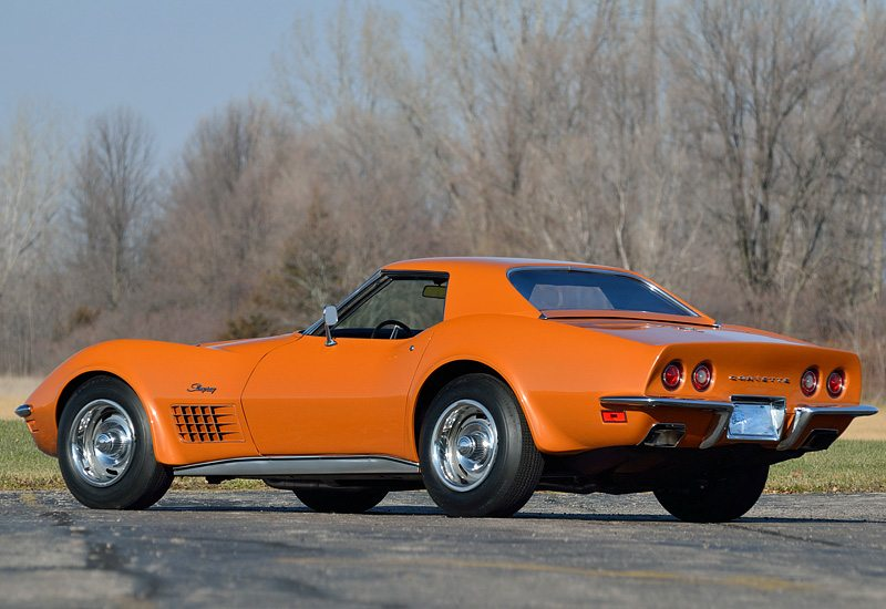 1971 Chevrolet Corvette Stingray Zr 2 Ls6 454 C3 Top Car Design Rating And Specifications