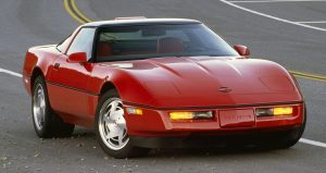Red ZR-1 King of the Hill