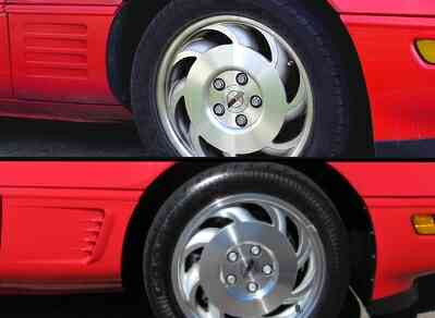1995 Corvette Wheels