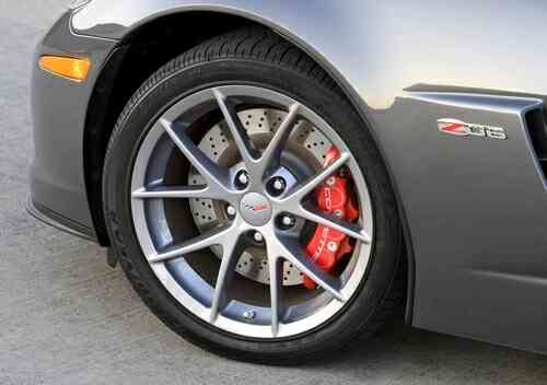 2009 Z06 Coupe Rims