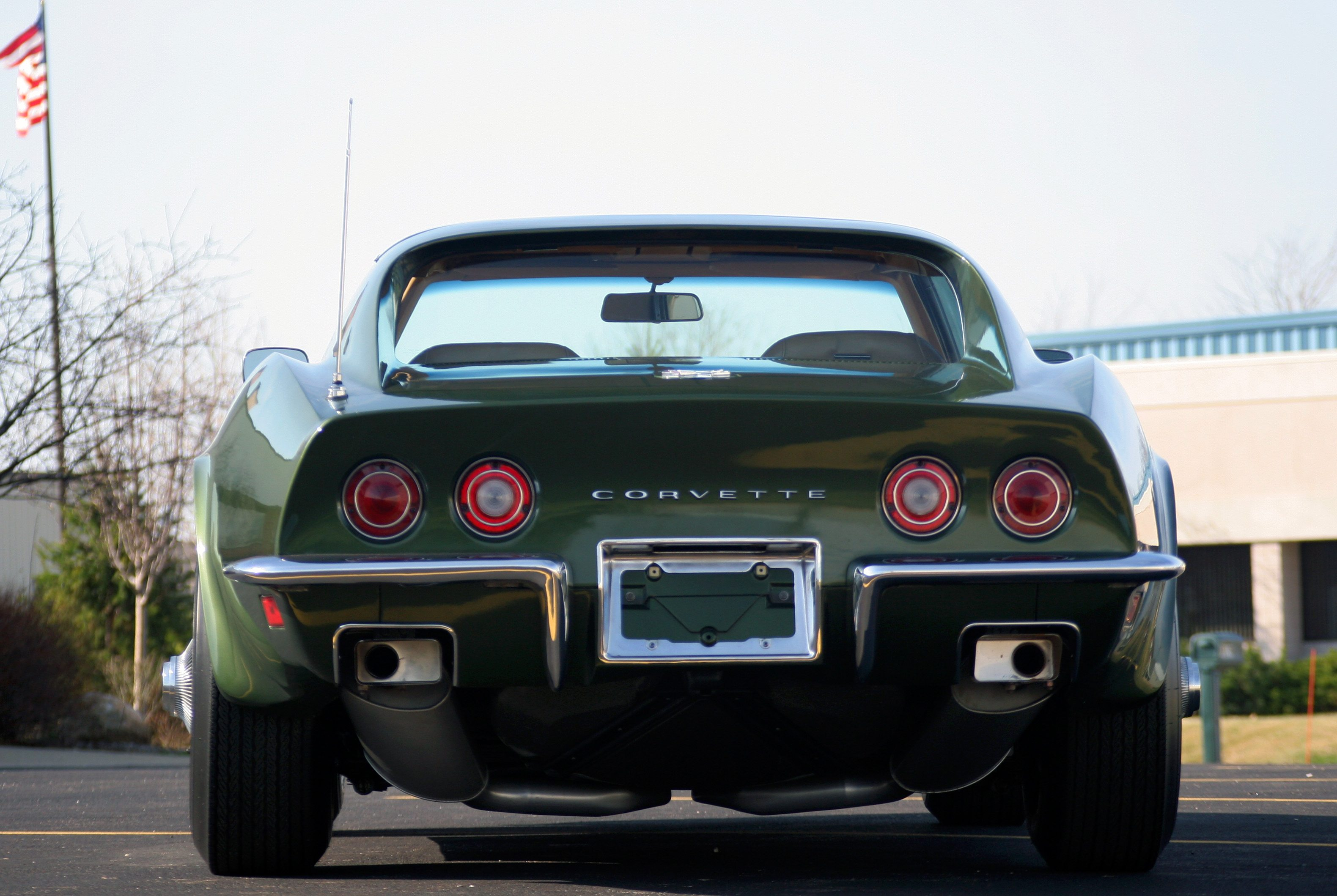 1970 C3 Corvette Ultimate Guide Overview Specs Vin Info 1977 Pontiac Instrumental Panel Wiring The Hinge Bushings And Pin Is Also An Option Although Replacing Upper Will Require Removal Of Dashboard Speedometer Cluster