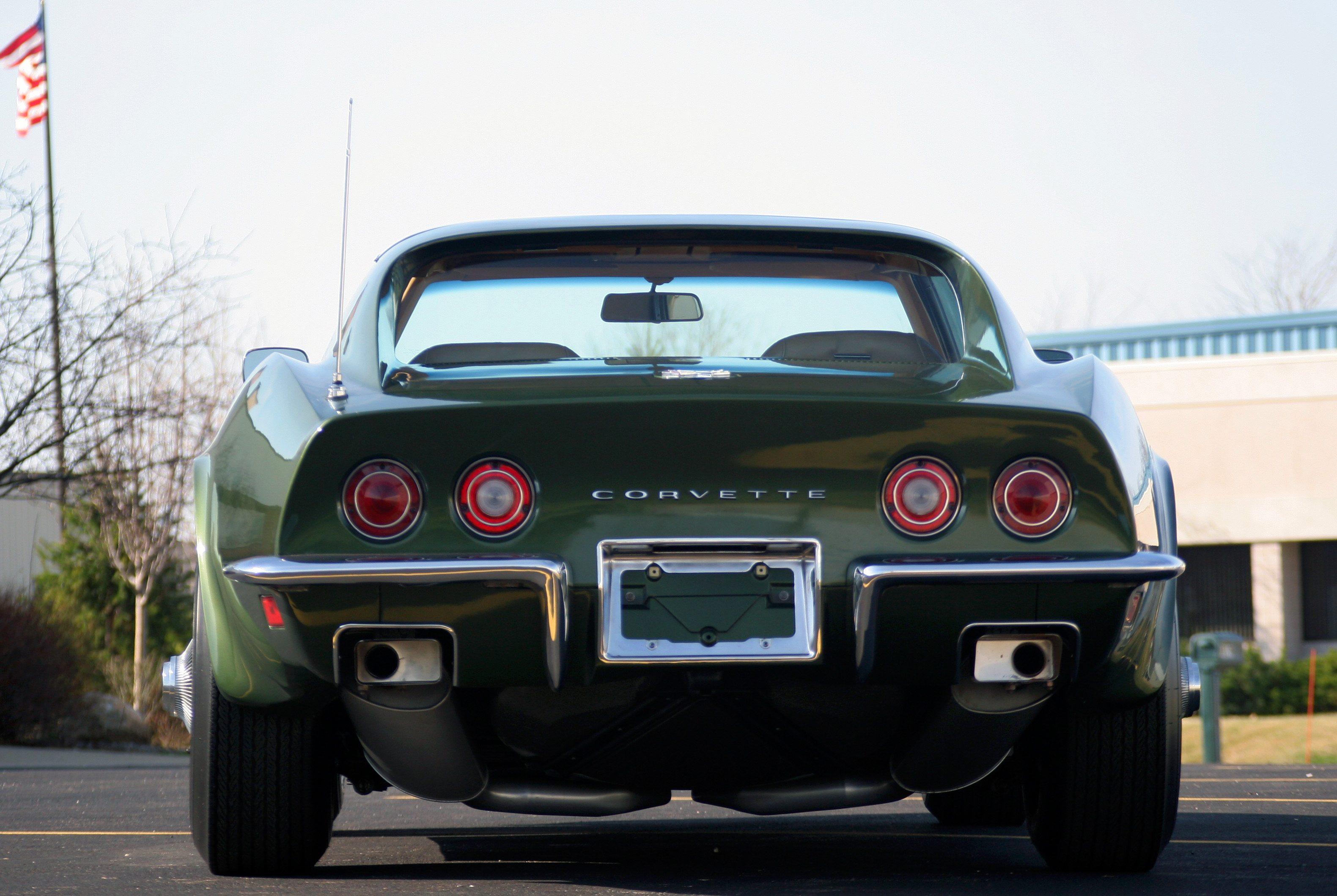 1970 C3 Corvette | Ultimate Guide (Overview, Specs, VIN Info