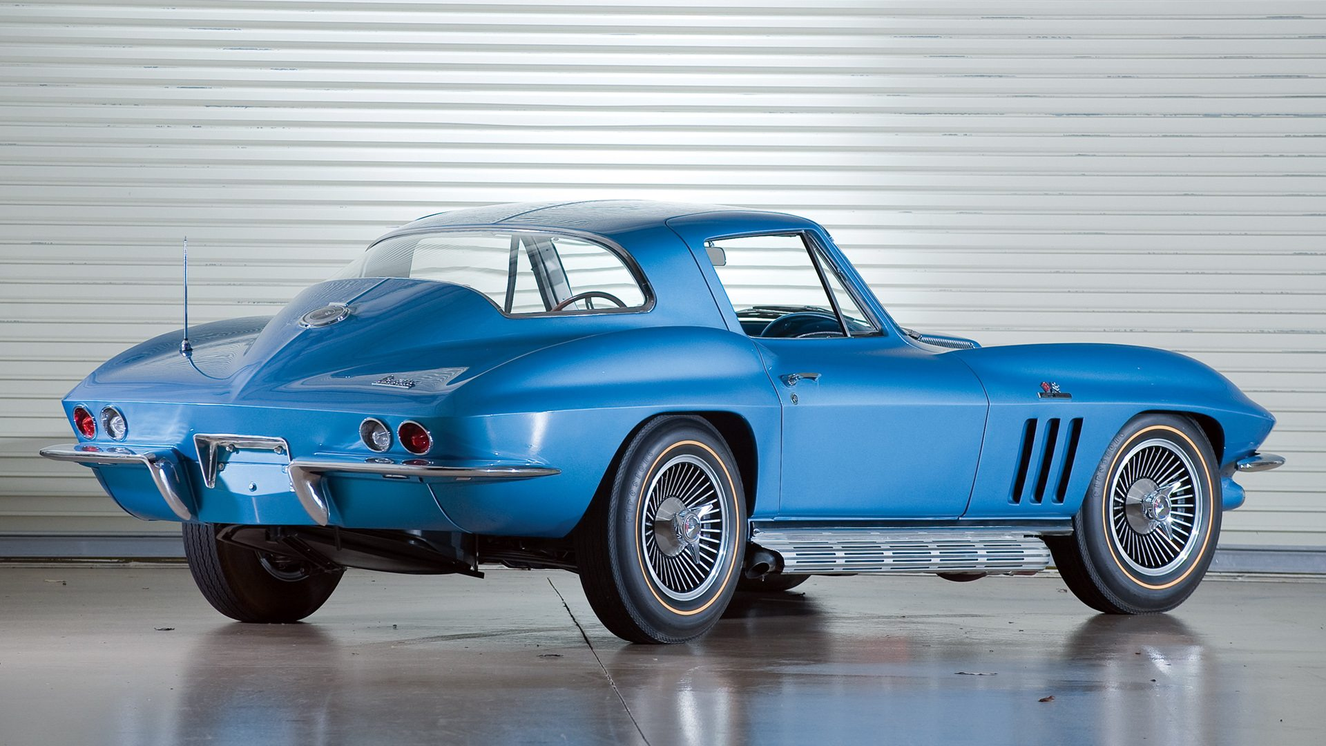 1966 C2 Corvette Ultimate Guide Overview Specs Vin