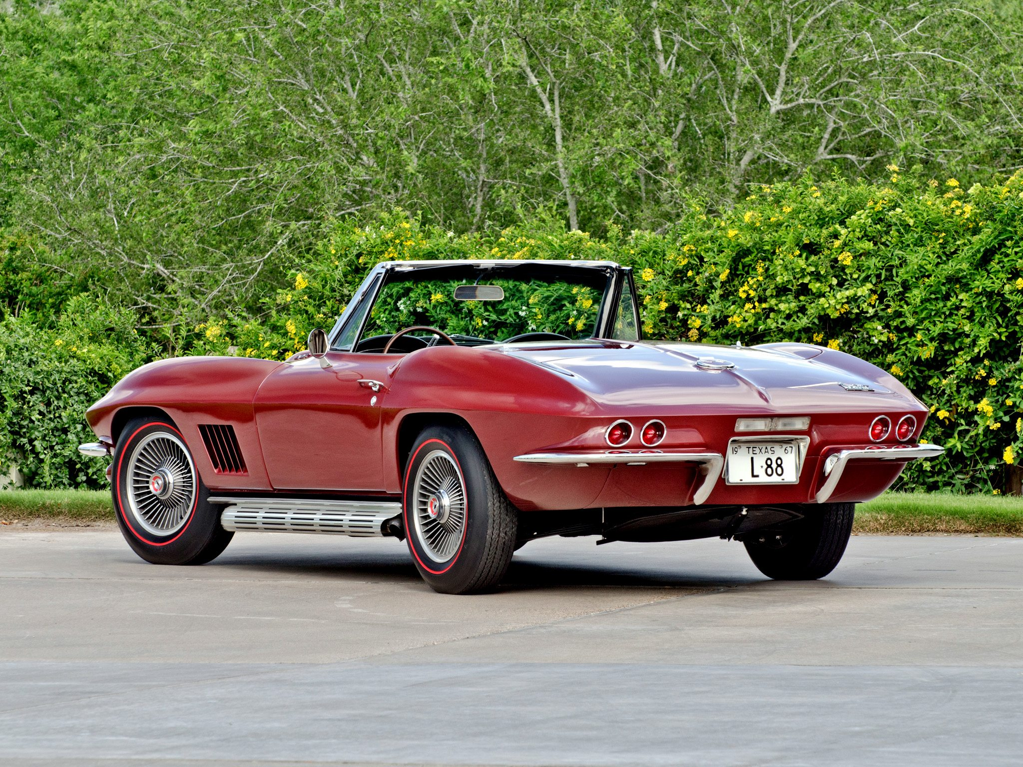 1967 C2 Corvette Ultimate Guide Overview Specs Vin Info 67 Headlight Motor Wiring Diagram Performance Results