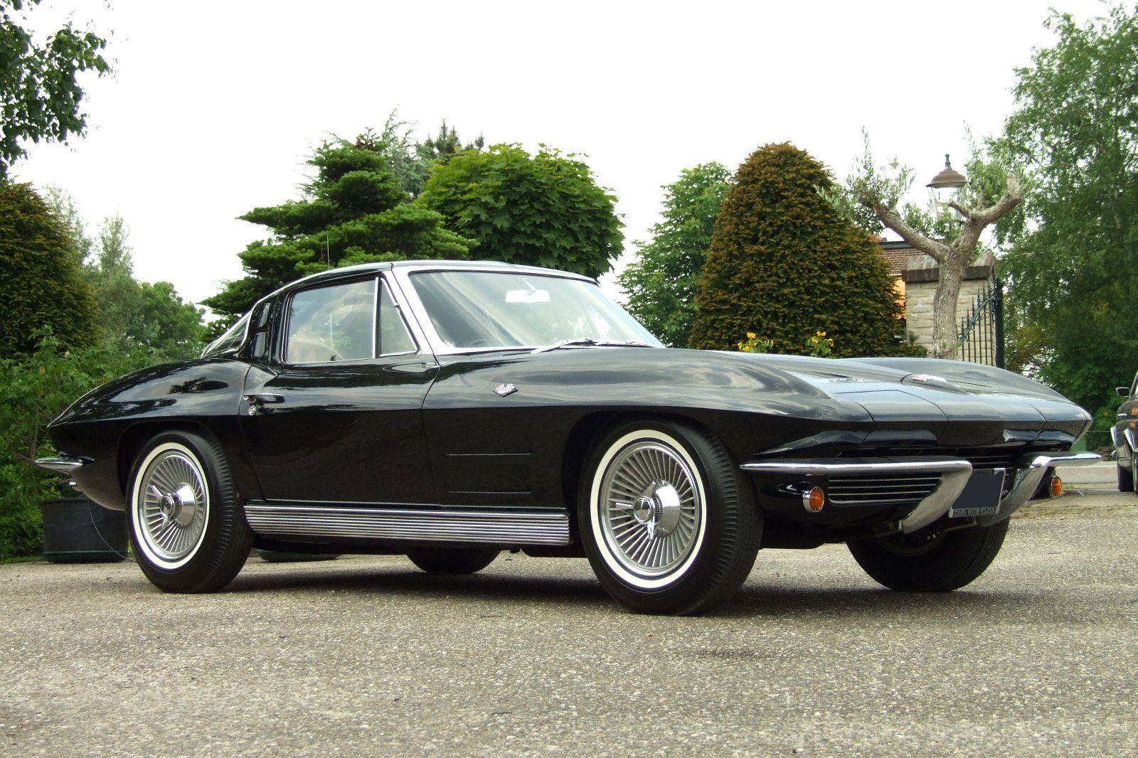 1963 C2 Corvette Ultimate Guide Overview Specs Vin