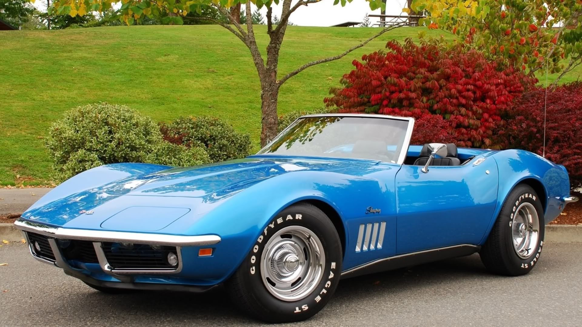 1969 c3 corvette ultimate guide overview specs vin for Windows 4 sale