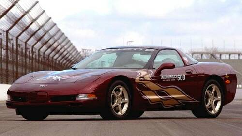 2002 Indianapolis 500 Pace Car