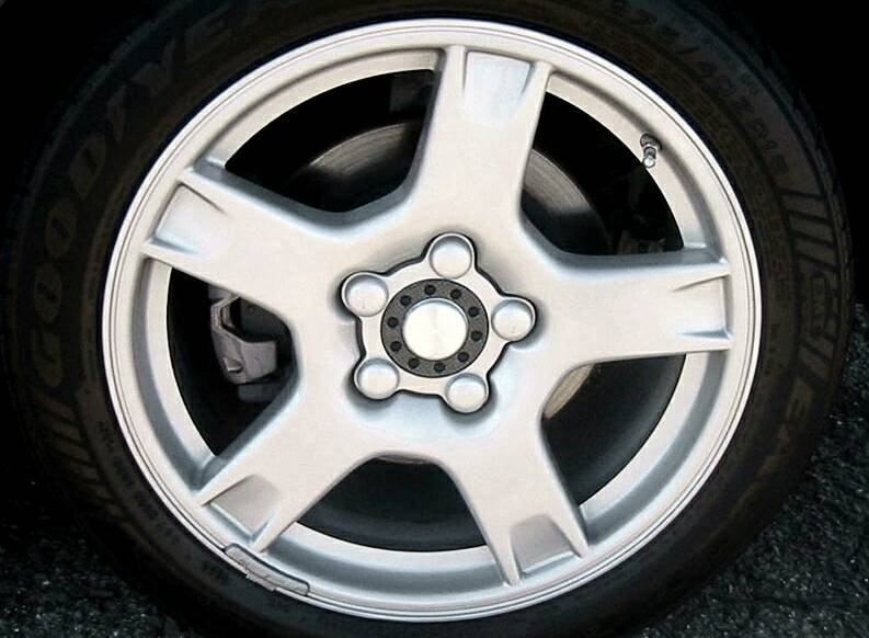 C5 Corvette Wheel Design
