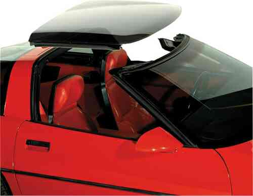 C4 Corvette removable roof panel
