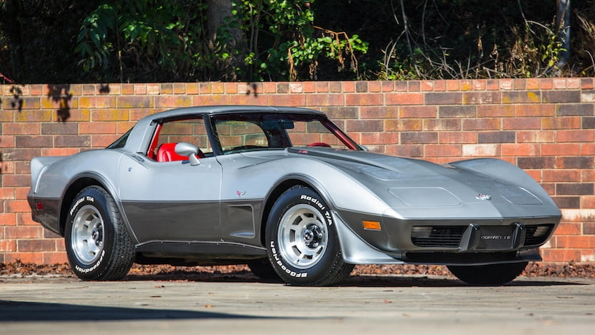 """DID YOU KNOW:While there are many Corvette enthusiasts that deny the existence of the 1983 Corvette, there actually is one.The """"One and Only"""" 1983 Corvette resides at the Corvette Museum in Bowling Green, Kentucky and is available for public viewing."""