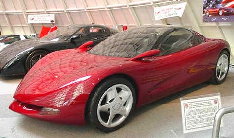 "Tom Peter's ""Red Corvette"""