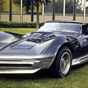 The 1968 Mako Shark II Prototype Corvette
