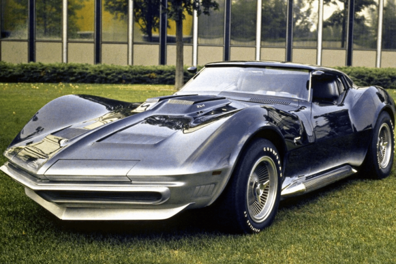 The 1968 Mako Shark II Prototype Corvette