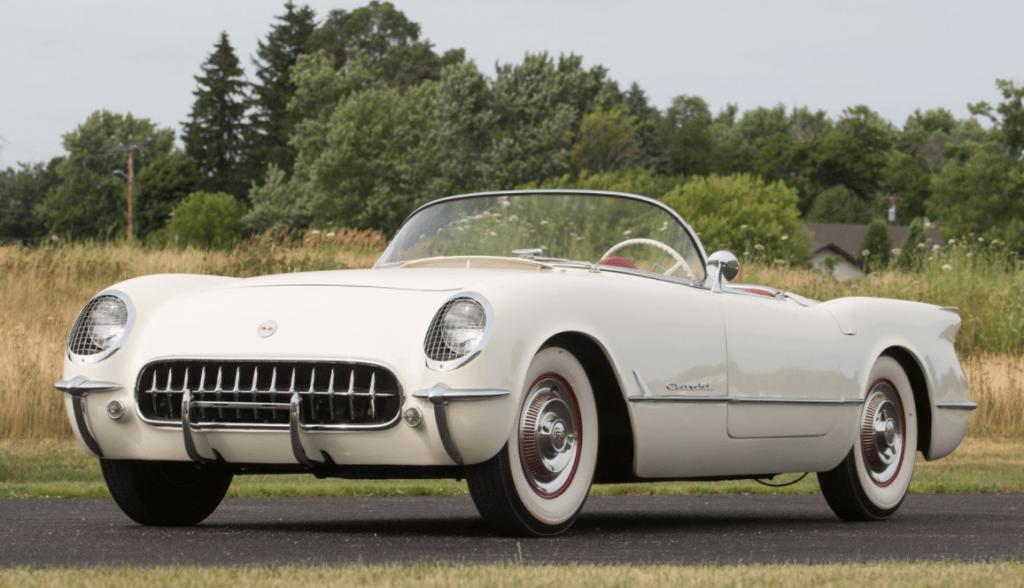 1953 C1 Corvette