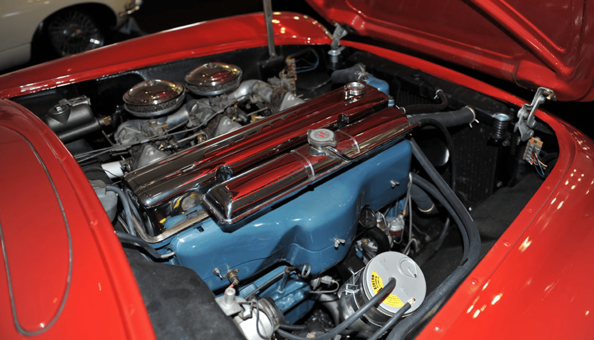 1954 C1 Corvette Engine