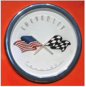 Corvette Emblem Original