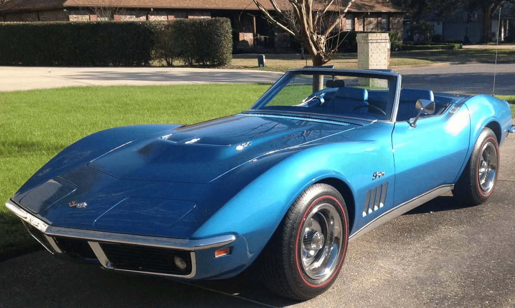 1969 C3 Corvette Ultimate Guide Overview Specs Vin Info Wiring Diagram Exterior