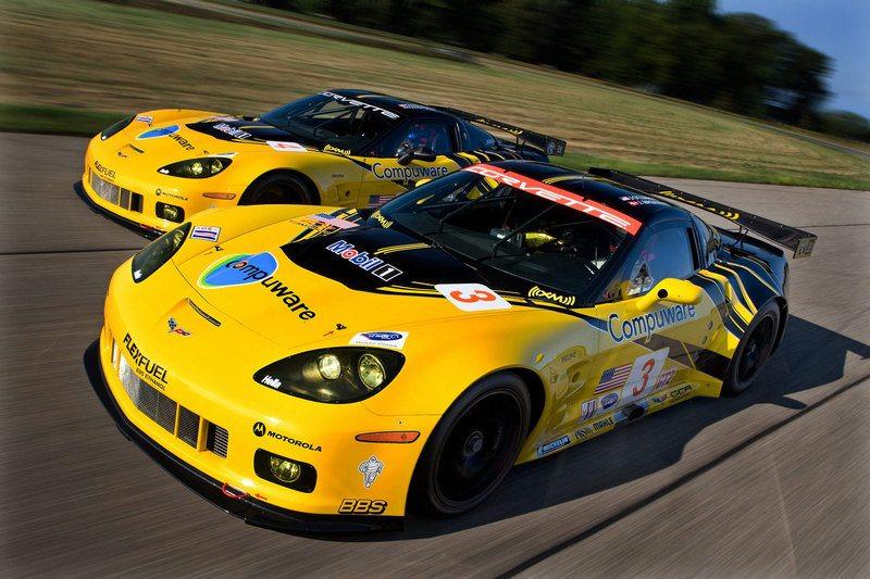 GT2 Corvette C6.R 2010
