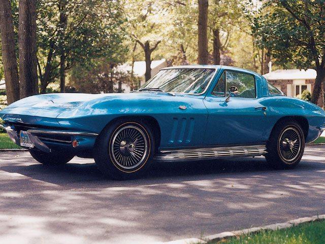 1965 C2 Corvette