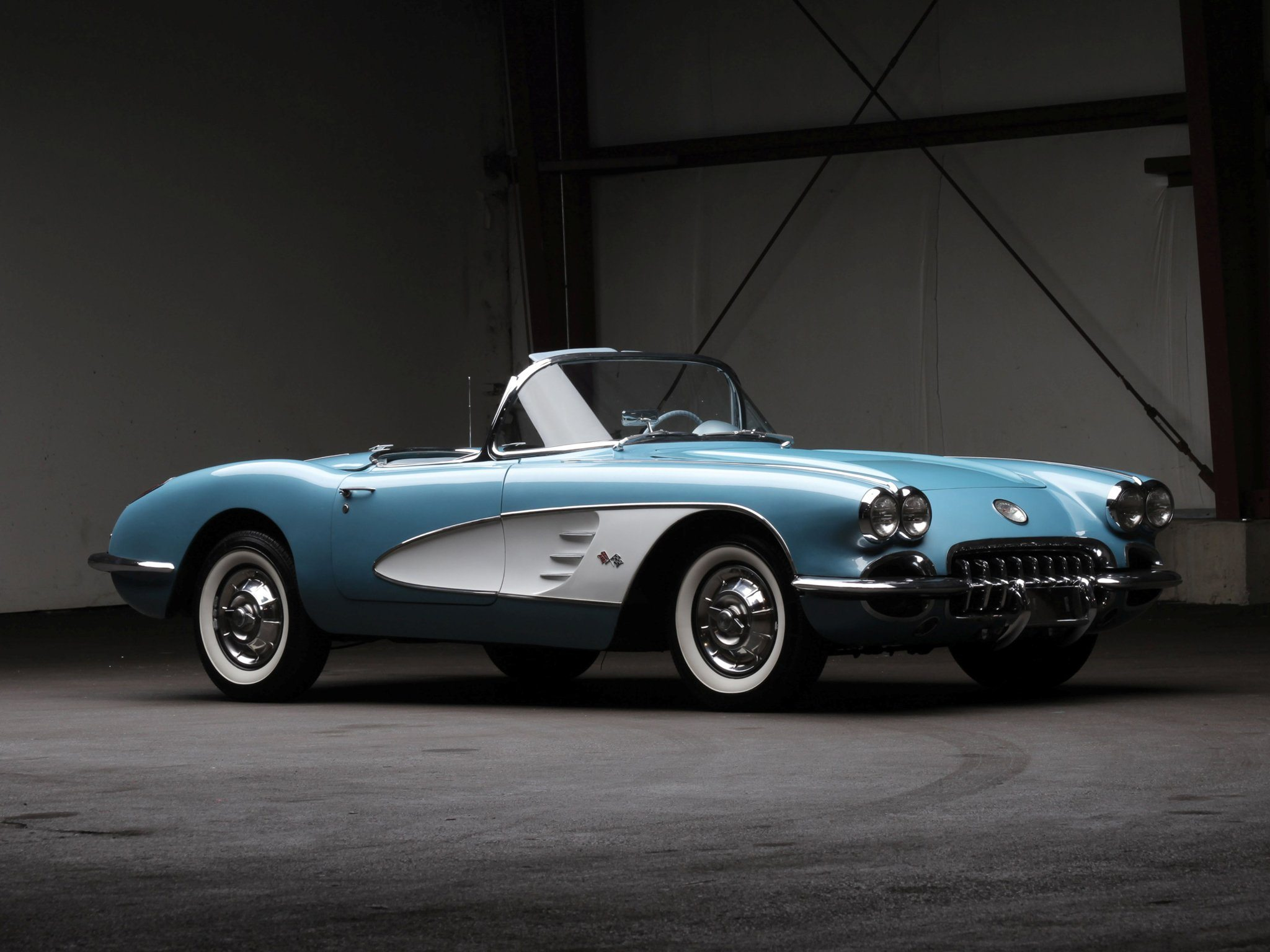 1958 C1 Corvette Ultimate Guide Overview Specs Vin