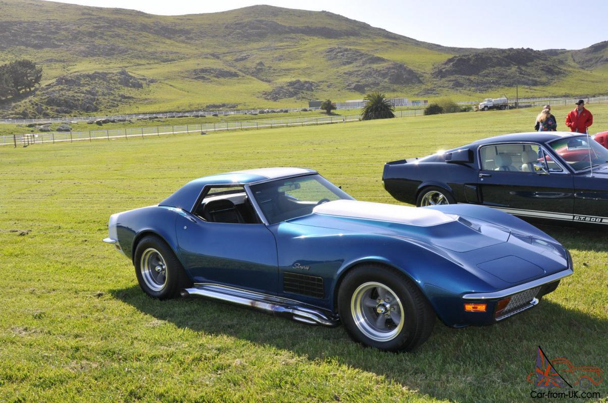 1972 C3 Corvette | Image Gallery & Pictures