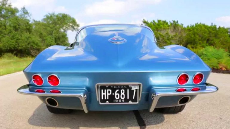 1964 C2 Corvette