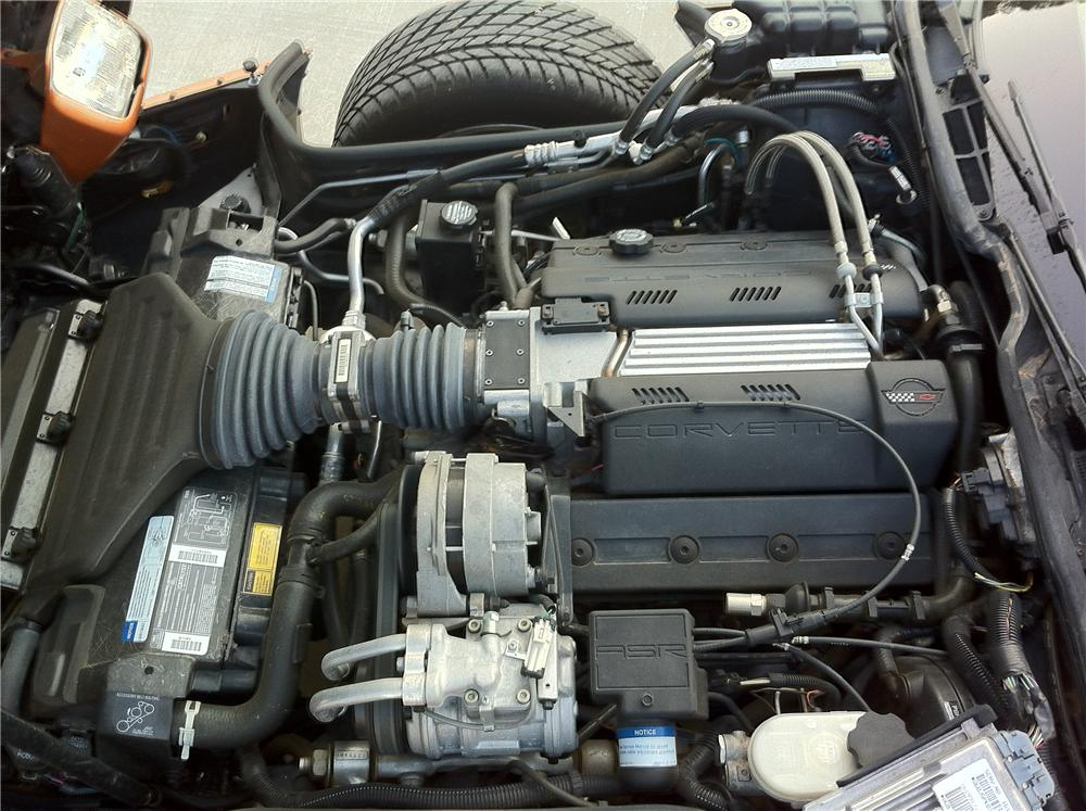 1994 Corvette Engine