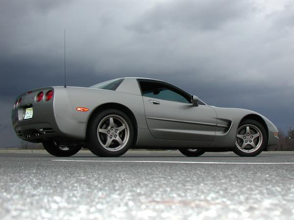 Chevrolet Corvette on 1999 Corvette Ls1 Engine Specs