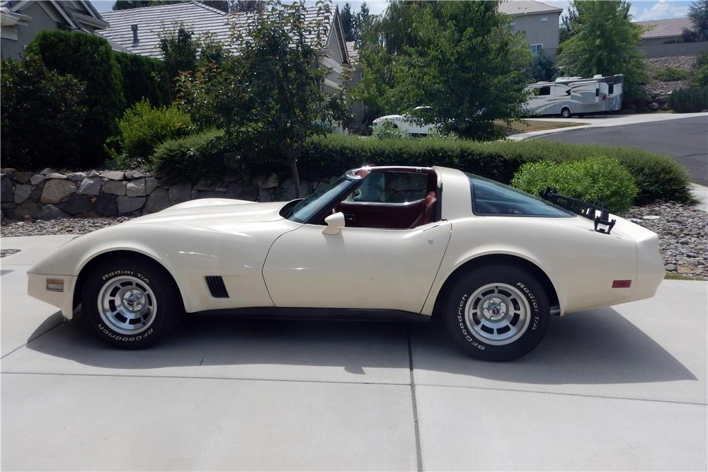 1981 C3 Corvette Ultimate Guide Overview Specs Vin
