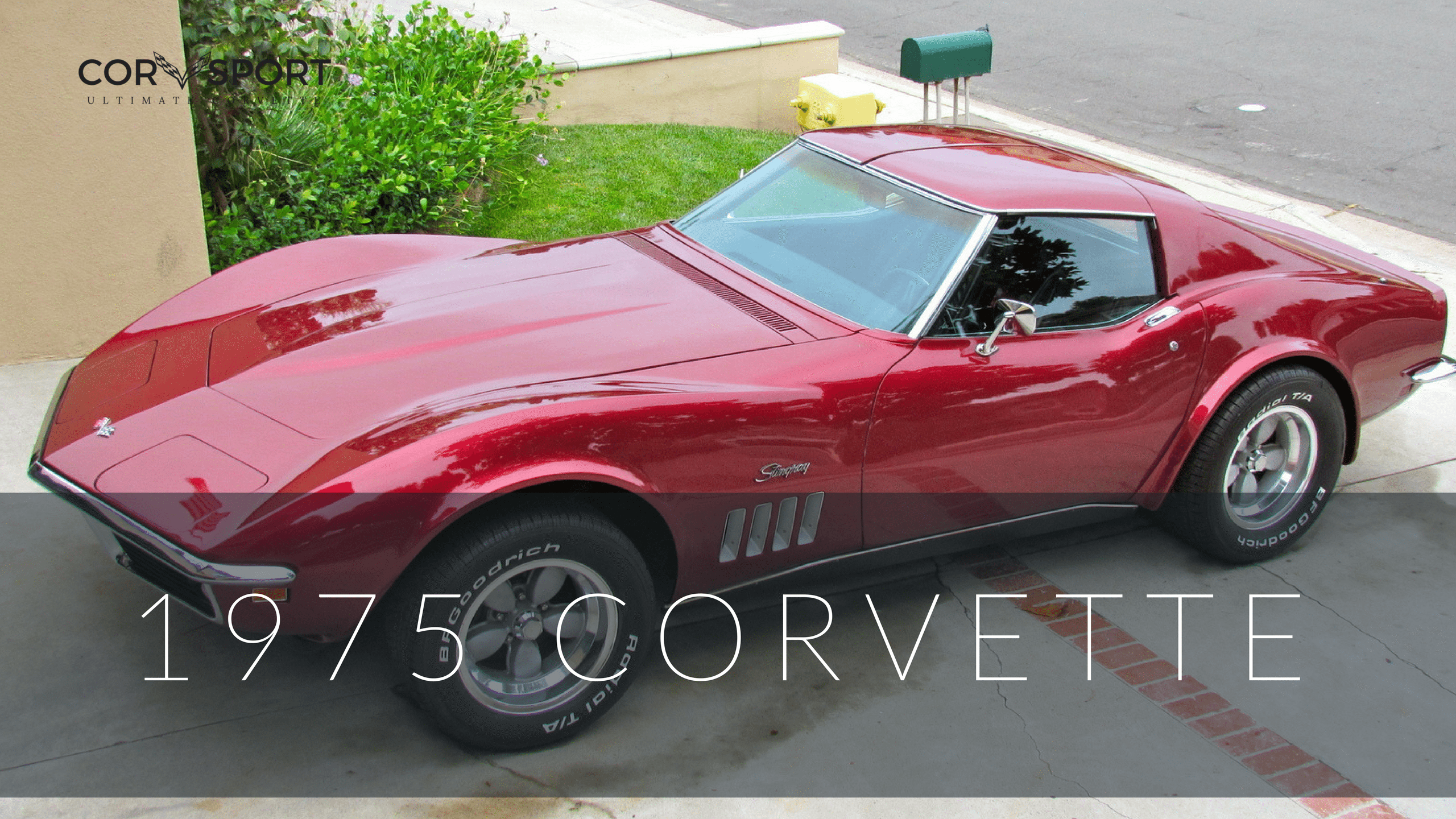 1975 C3 Corvette Ultimate Guide Overview Specs Vin Info Installing Electric Fan On A Performance More