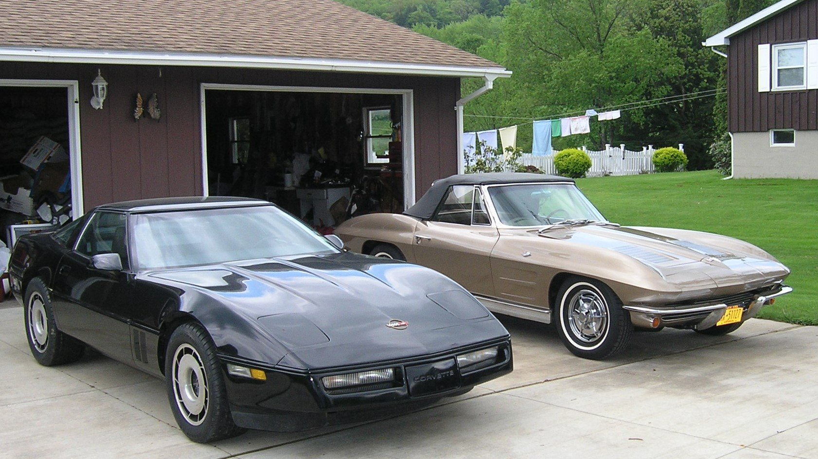 The 1984 Corvette DIY Guide - Battery/Charging System | DIY ... Alternator Charging System Wiring Diagram C on